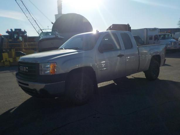 2011 GMC Sierra 1500 Work Truck Extended Cab 4WD