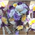 brand new 27 piece wedding flower package