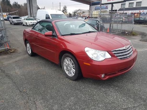 2008 Chrysler Sebring Convertible with Low K's and free waranty