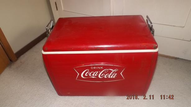 Collect able Coca Cola Cooler