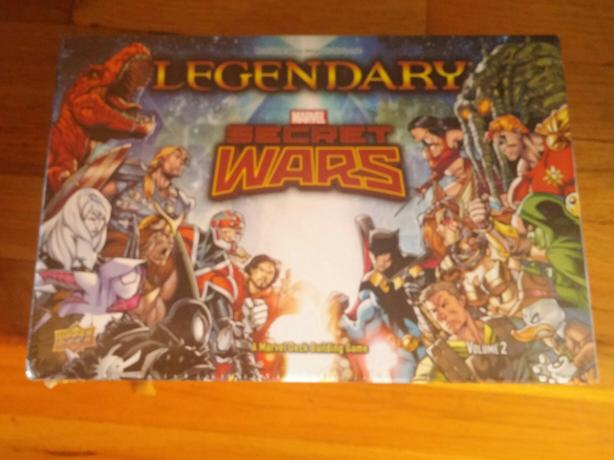 Marvel Legendary - Secret Wars 2 Expansion