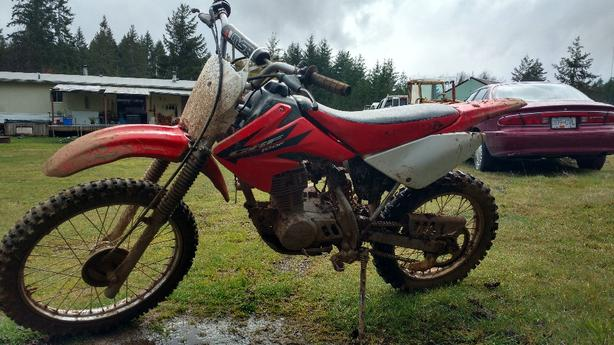 2006 CRF100F good condition. Parksville, Nanaimo