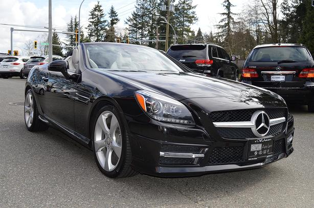 2013 Mercedes-Benz SLK 250 Roadster