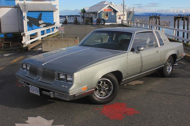 OBO: 1984 Oldsmobile Cutlass Supreme Brougham North Saanich