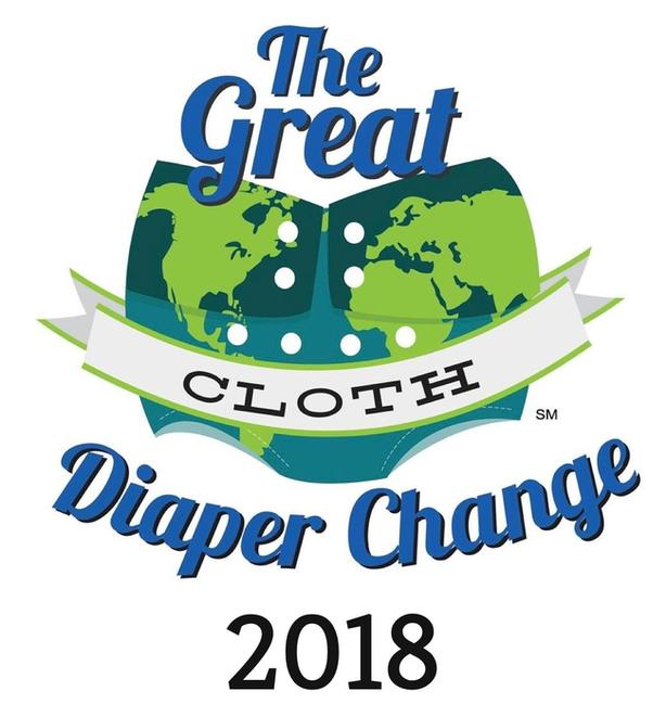 The Great Cloth Diaper Change Guinness World Records Diaper Changing Challenge