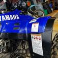 2000 YAMAHA 350 QUAD ELECTRIC  START JUST HAD SERVICE