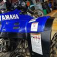 2000 YAMAHA 350 QUAD ELECTRIC  START JUST HAD SERVICE