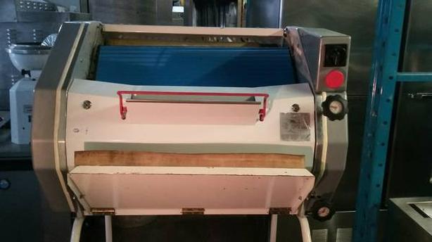 Esmach FFBT Baguette Moulding Machine -
