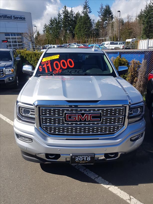 18 GMC Sierra 1500 Denali