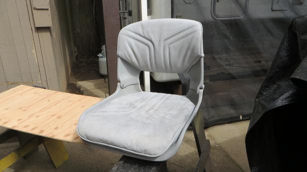  Log In needed $75 · Boat Seat - Tempress 'Fish-on' Folding Swivel Seat
