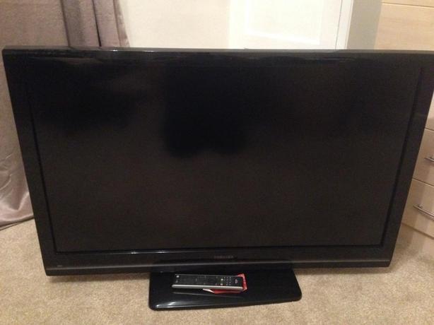 "46"" Toshiba Regza 1080p 120Hz LCD TV"