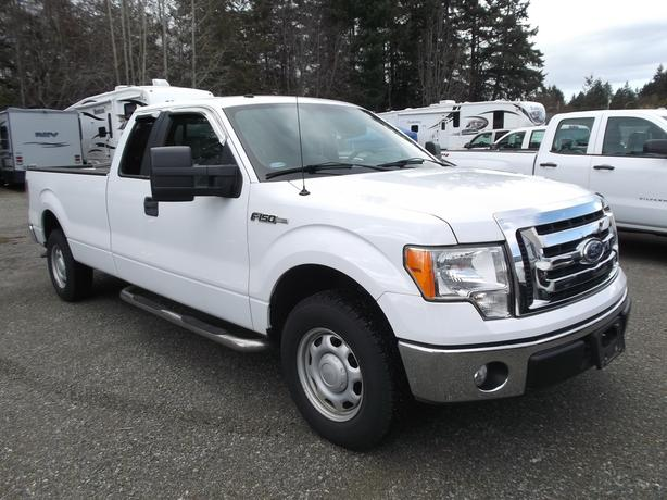 2010 FORD F150 SUPERCAB LONG BOX FOR SALE