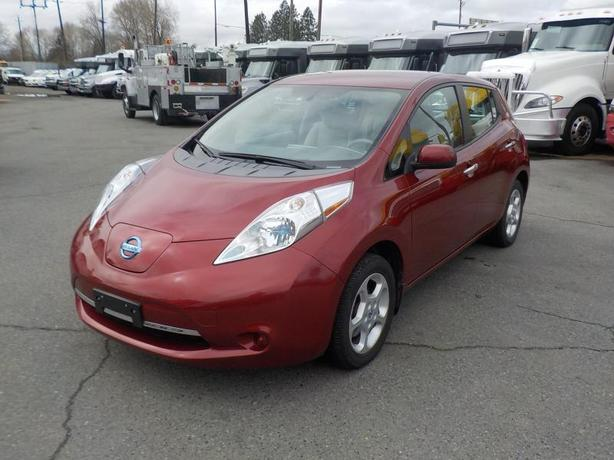 2014 Nissan LEAF SV All Electric Vehicle