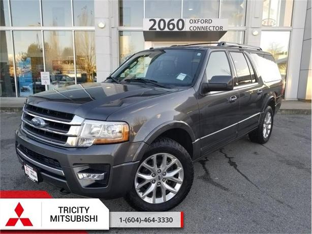 2017 Ford Expedition Max Limited - MAX 8 PASSENGER