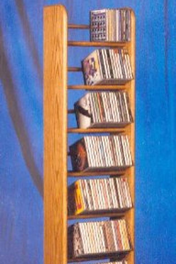 CD Storage Tower