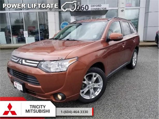 2014 Mitsubishi Outlander GT  - Leather Seats