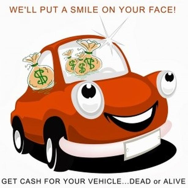 $$ TOP CASH PAID FOR YOUR UNWANTED VEHICLE