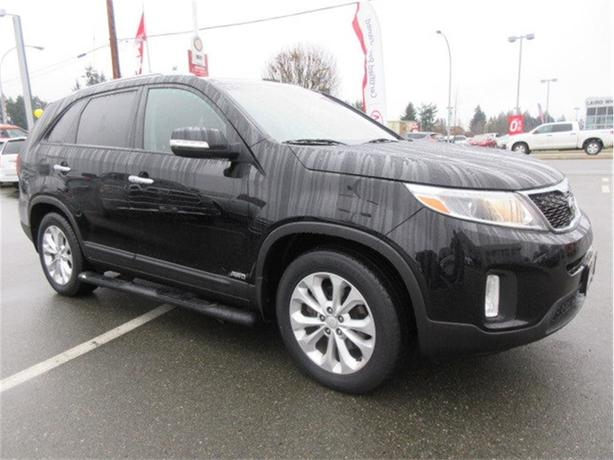 2014 Kia Sorento EX AWD Leather Sunroof Loaded Options