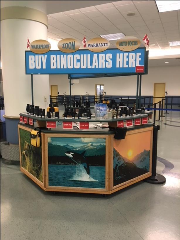 FREE: 2 Sales Kiosks FREE