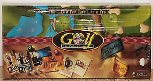 golf,  board game uses cards