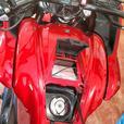 Honda CTX 700 Touring 6100Km