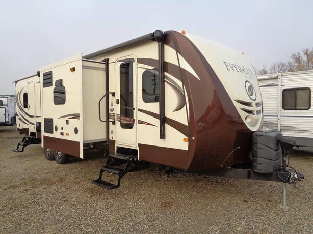 2015 Ever-Lite 275FLS Travel Trailer