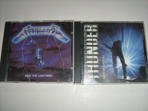 HARD ROCK/METAL CD,S