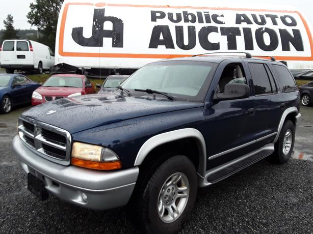 2002 Dodge Durango SLT under 200k km's!!! four wheel drive!
