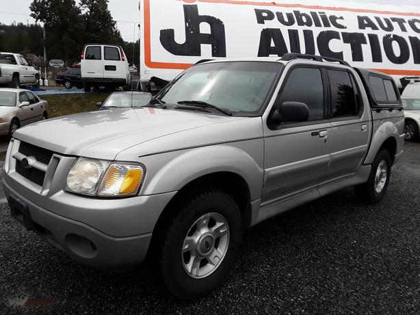 2002 Ford Exoplorer Sport Trac