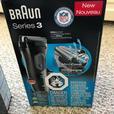 Braun-Shaver- Serie 3- $80