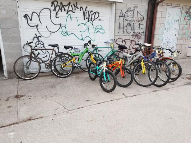 Bikes Under $100