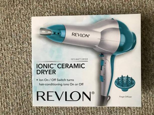 Dryer- Revlon- Ceramic- 15 $