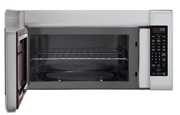 over the range microwave LG   2 cu.ft.