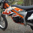2016 KTM Freeride 300 - easy to ride - goes ANYWHERE!