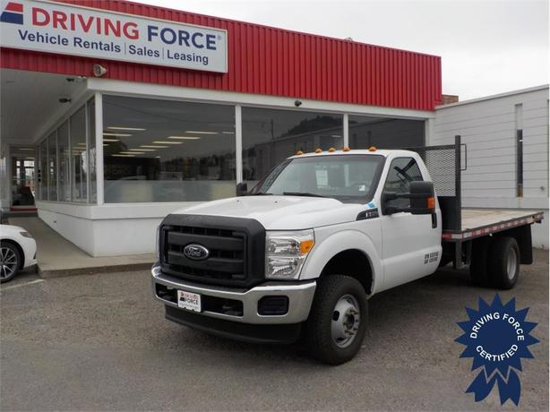 2016 Ford F-350 Super Duty DRW XL