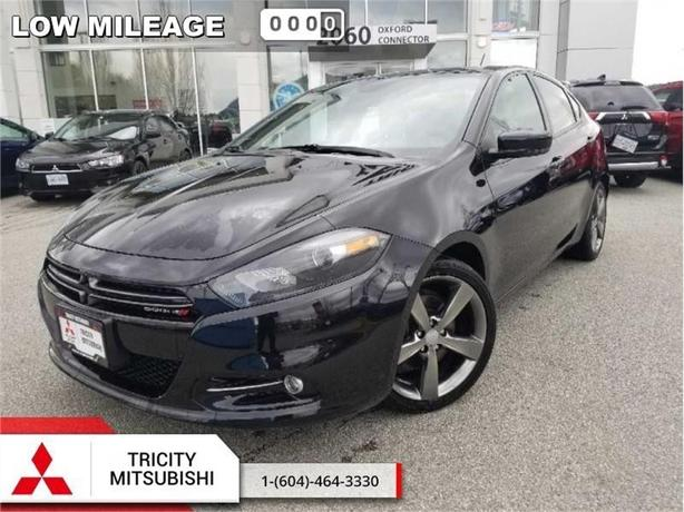 2015 Dodge Dart GT  - Leather Seats -  Bluetooth