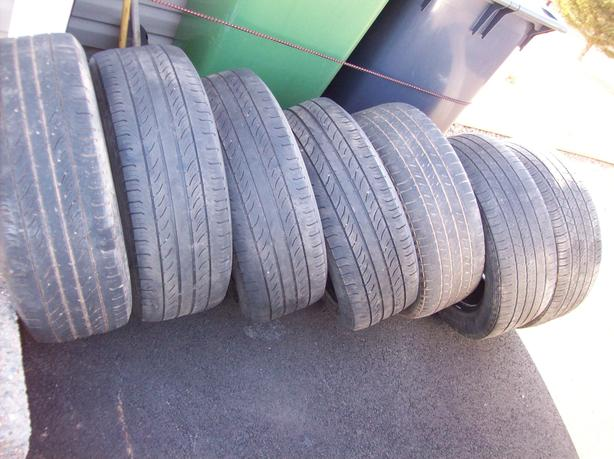 "Michelin 18"" summer tires"