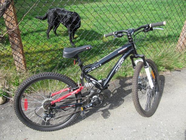 CCM Static24 15 inch frame Mtn Bike