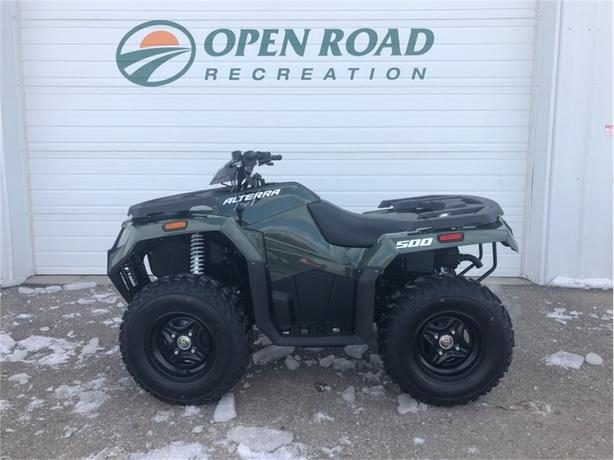 2018 Textron Off Road Alterra 500