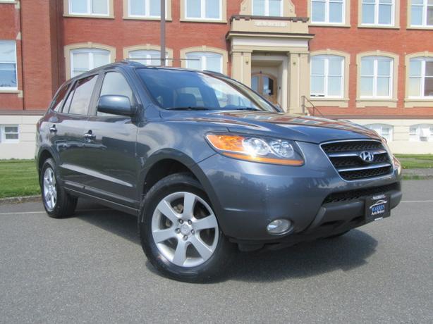2009 Hyundai Santa Fe Limited, AWD, Auto, Leather, Sunroof, NEW Tires