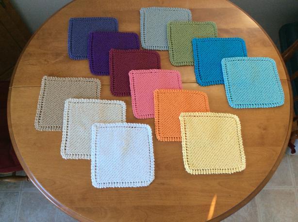 Handmade Dishcloths