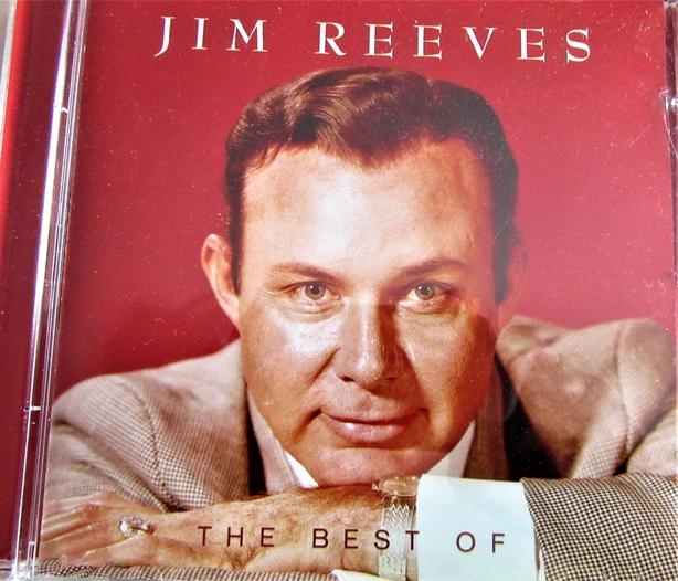 CD - The Best of Jim Reeves