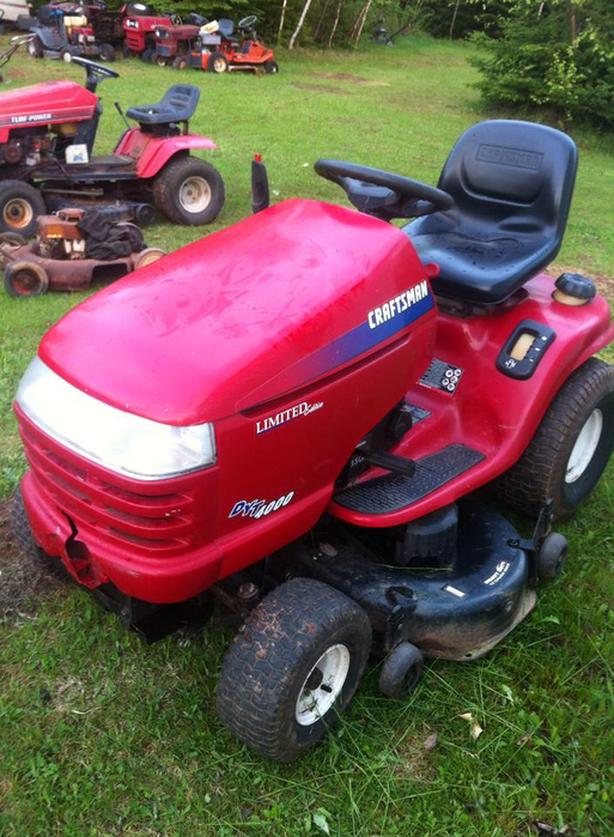 WANTED: junk lawnmowers in any condition free removal