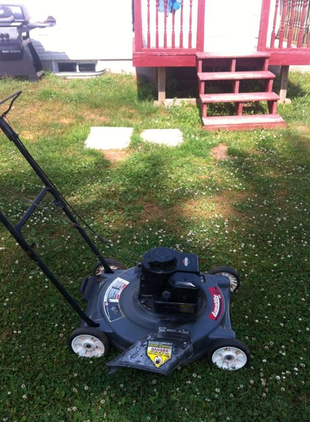 WANTED: junk pushmowers in any condition free removal