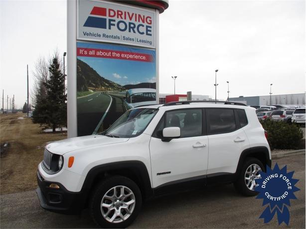2015 Jeep Renegade North