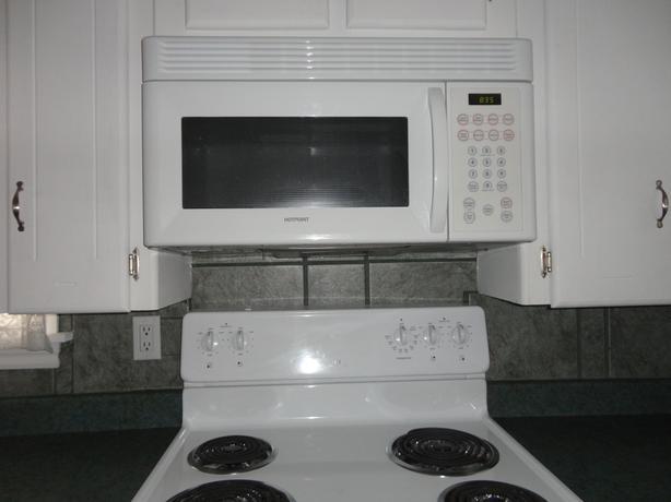 RangeHood Microwave