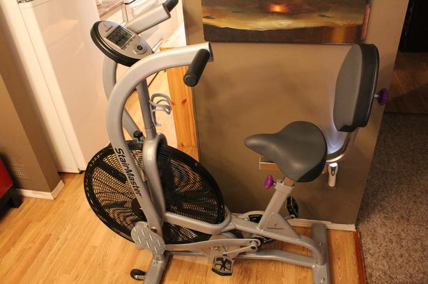 StairMaster Zephyr Dual Action Bike (FOR SALE)