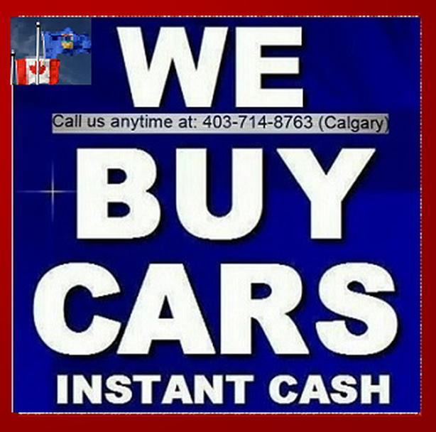 ***Looking to sell your car? CALL us now, We pay Cash ***