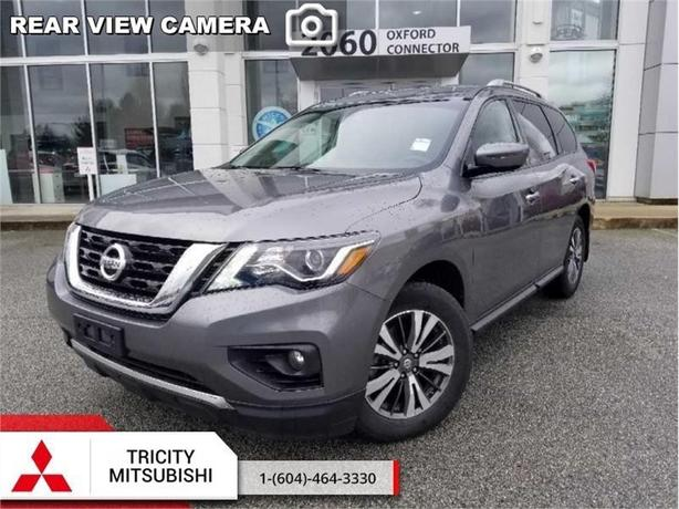 2017 Nissan Pathfinder SV  - Bluetooth -  Heated Seats