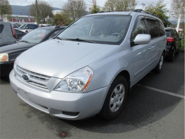 2008 Kia Sedona LX Reliable and Roomy